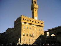 Florencija. Italija