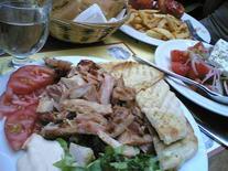 Graikiškas kebabas