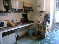 Roma. Mi Casa Tu Casa virtuvėlė