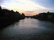 Florencija. Ponte Vecchio