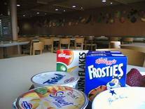 Pusryčiai kelte
