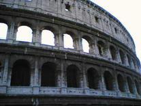 Koliziejus. Roma. Italija