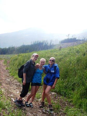 Stovykla Slovakijoje. Aukštieji Tatrai