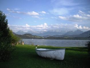 Liucernos ežeras Šveicarijoje