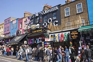 Camden, Londonas, Anglija