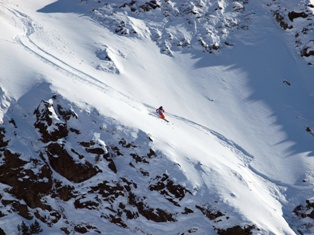 Monterosa Ski, Italija