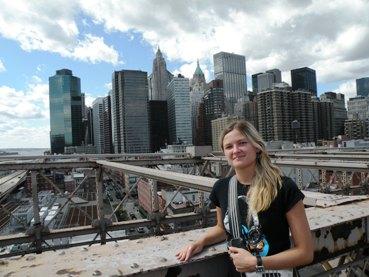 Niujorkas. Mahetenas