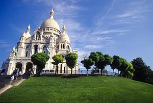 Jėzaus Širdies Bazilika, Paryžius