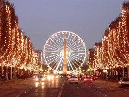 Eliziejaus laukai, Paryžius