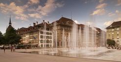 Parlamento rūmai Berne
