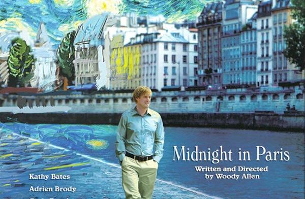 Vidurnaktis Paryžiuje
