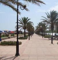 Tunisas_promenada