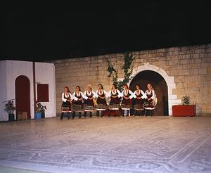 Folkloras, Rodas