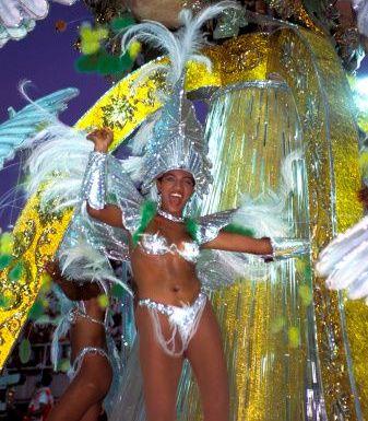Samba, Rio de Žaneiras, Brazilija