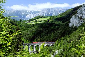 Austria's Semmering Line