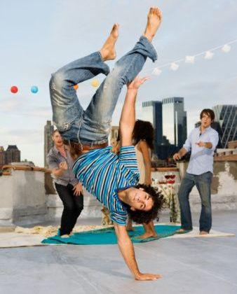Breikas (breakdance), Niujorkas, JAV