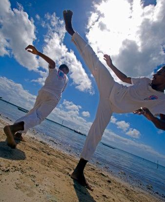 Kapueira (capoeira), Bahia, Brazilija