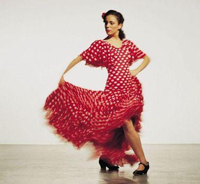 Flamenko (flamenco), Andalūzija, Ispanija