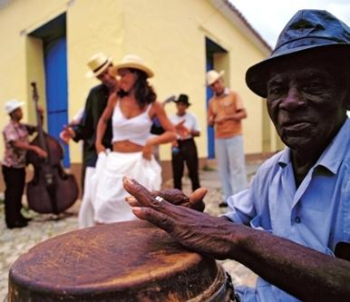 Salsa, Kuba