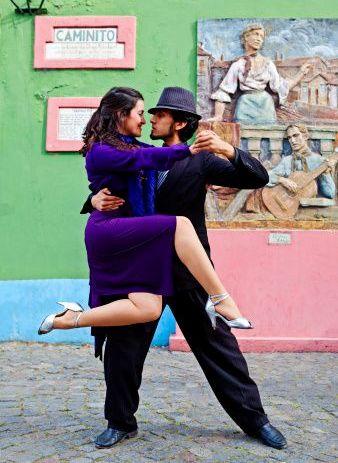 Tango, Buenos Airės, Argentina