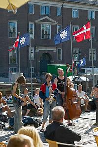 gatves muzikantas