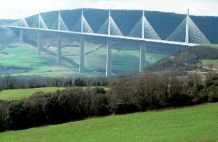 Millau Viaduct, Millau, Prancūzija