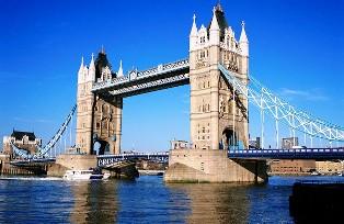 Tower Bridge, Londonas, Anglija
