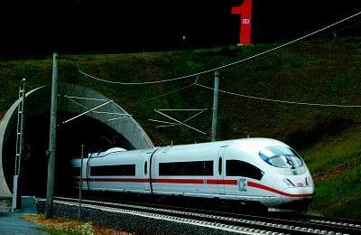 Po Vokietiją traukiniu