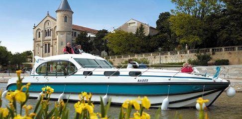 Kruizai laiveliais upėmis, ežerais, Europoje