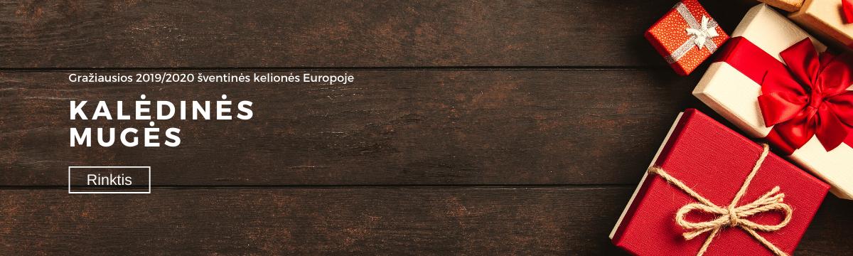 Kalėdinės mugės Europoje