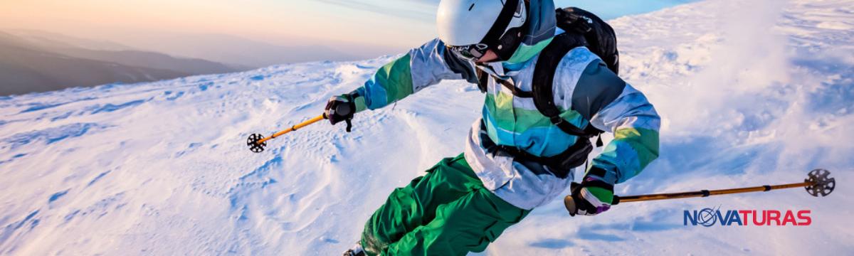 NOVATURAS slidinėjimo kelionės