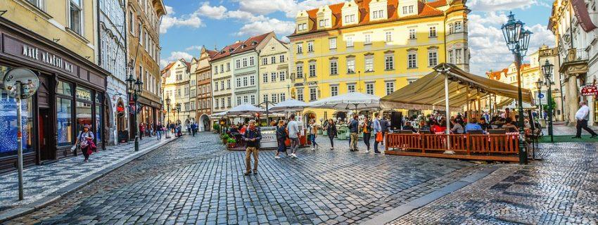 Kelionė į Lenkiją ir Čekiją